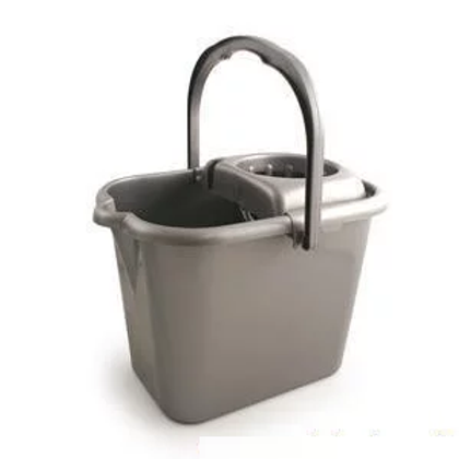 Mop bucket with wringer Graphite