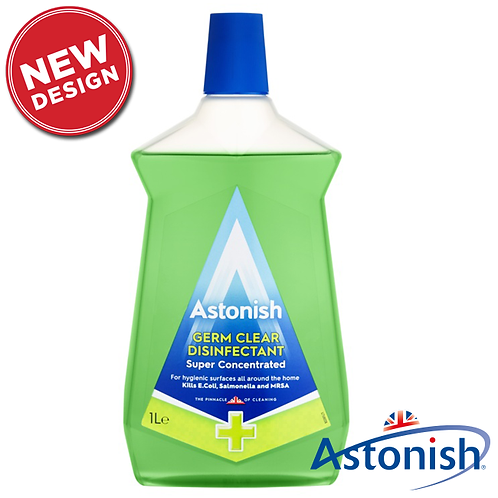 Astonish Germ Clear Antibacterial Disinfectant 750ml