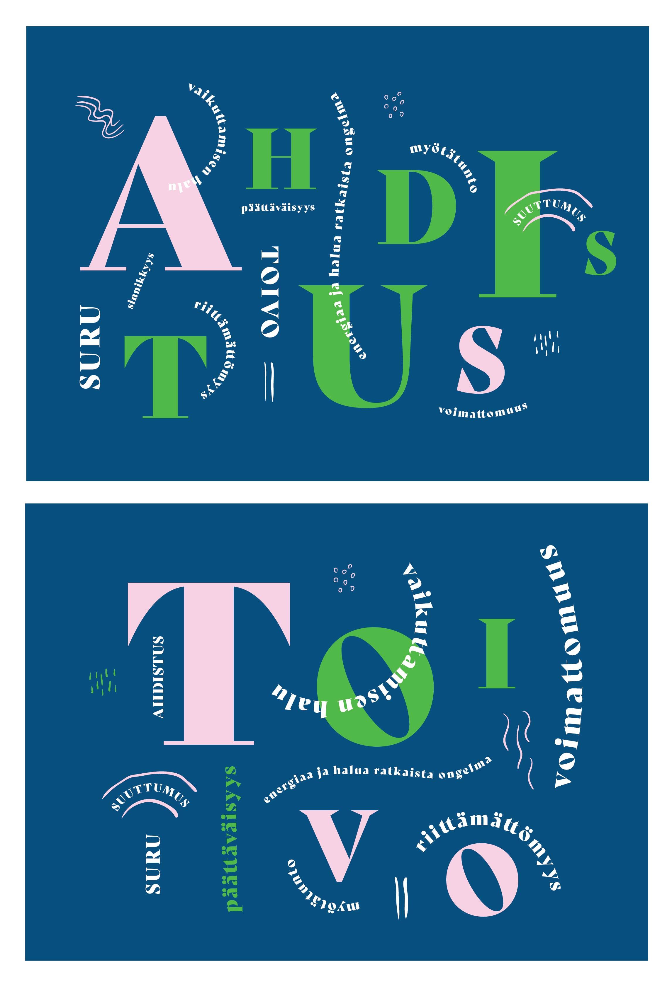 Graphic design & illustrations