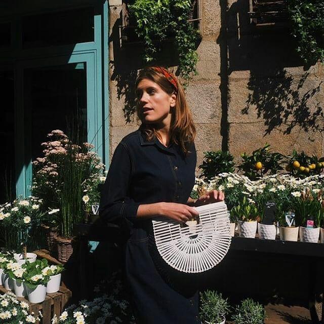 Une tenue de la Môme Vintage à Nantes