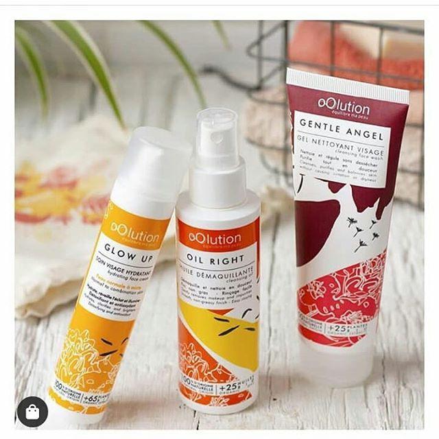 La gamme de cosmétiques bio Oolution