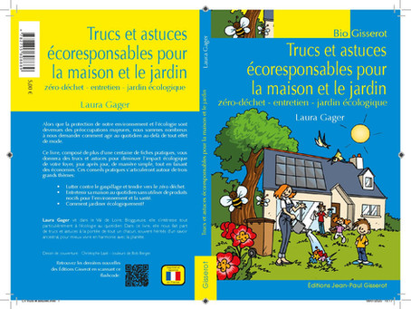 Trucs et astuces eco responsables pour la maison et le jardin (Laura GAGER )