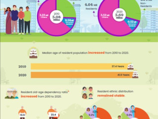 Singapore in Numbers - The Singapore Population Census