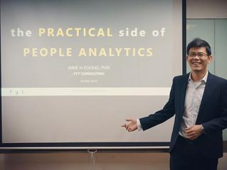 FYT inaugural public workshop on Workforce Analytics