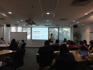 Building an Analytics Culture in the Singapore Public Service