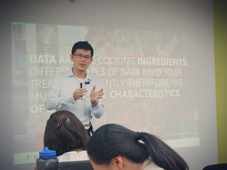Analytics training needs for the Singapore Public Service