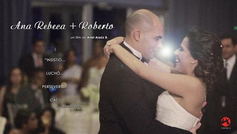ANA REBECA + ROBERTO