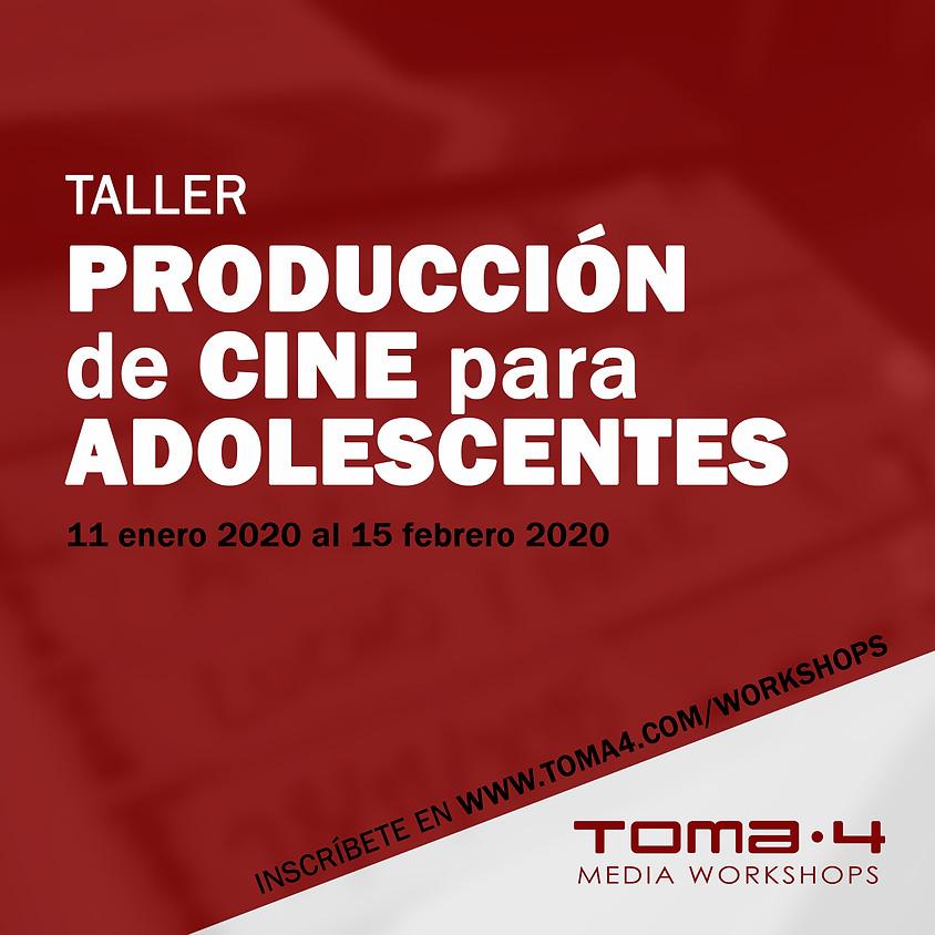 Producción de Cine para Adolescentes