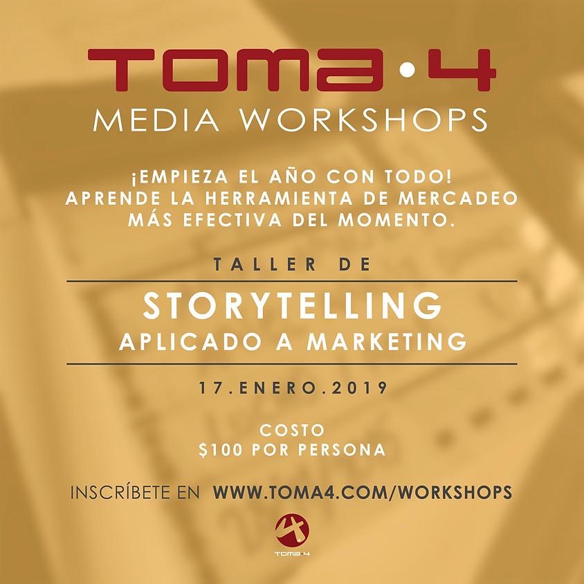 STORYTELLING Aplicado al Marketing