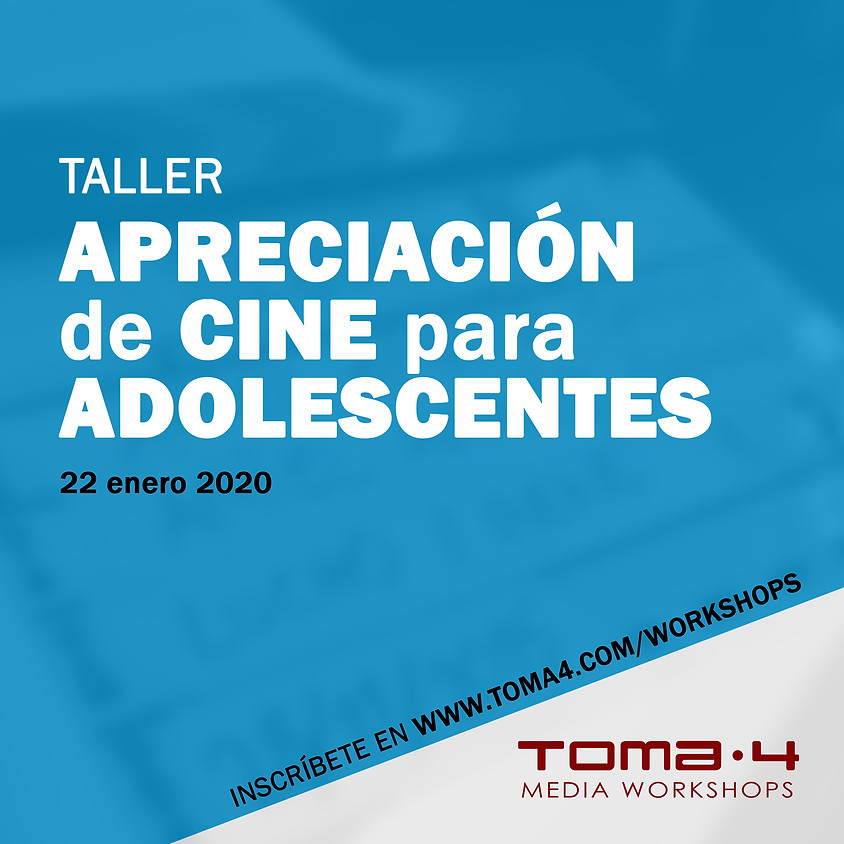Apreciación de Cine para Adolescentes