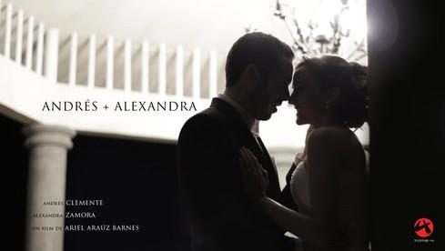 ANDRES + ALEXANDRA