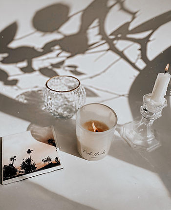 candle aesthetic
