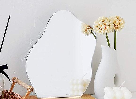 Minimalist Scandi Tabletop Mirror