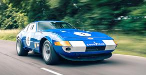 One-off 1971 Ferrari 365 GTB/4 Daytona Offered at RM's SHIFT/MONTEREY