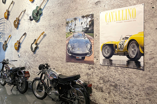 NEW Cavallino Cover Art Banners - Special Introductory Price