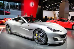 Ferrari Portofino Makes Its Debut at Frankfurt