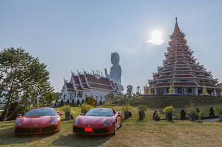 Ferrari Thailand Celebrates 70 Years (Video)