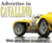 Ad for Cavallino Advertising