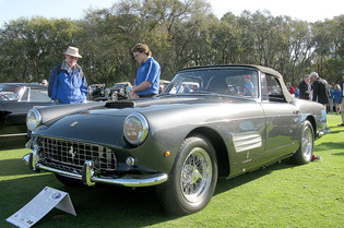 Sedate Cabriolet Takes the Prize at Amelia Island