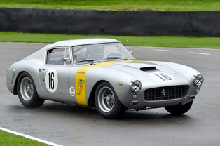 Swiss 250 GT SWB to Race at the Cavallino Classic