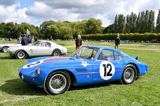 Chantilly Arts & Elegance Hosts Le Mans Ferraris