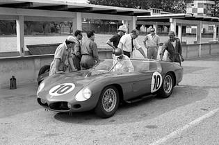 Test for a Le Mans Winner: Ferrari in Modena, 1961