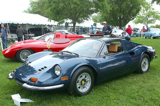 Ferraris Win Awards at 2018 Greenwich Concours