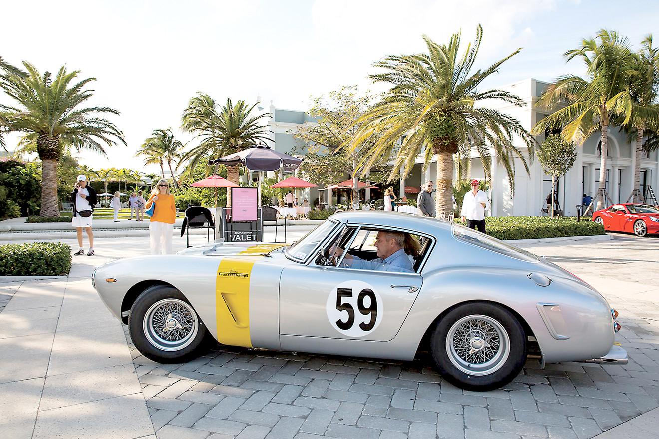 Concorso Featured Ferrari