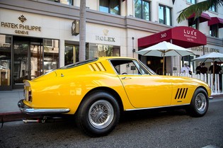 Rodeo Drive Concours Matches Class with Class