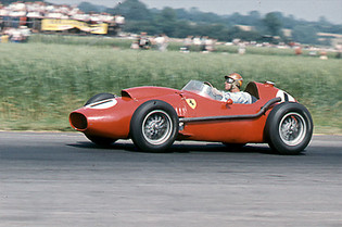 His Last Victory: Peter Collins & Ferrari at Silverstone