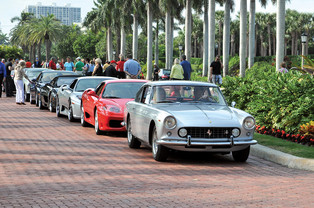 Cruising at Cavallino 27 – The Grand Tour of Palm Beach
