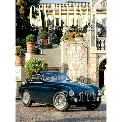 Gift Subscription to Cavallino: Renewals