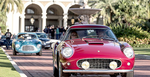 Cavallino Classic Tour of Palm Beach - It's a Royal Affair!