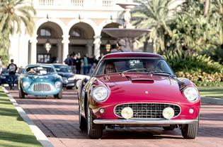 Cavallino Classic Tour of Palm Beach - It's a Royal Affair!