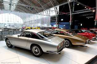 Autoworld Celebrates Ferrari's 70th Anniversary