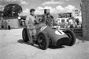 Give Me Goodwood on a Summer's Day, 1952...