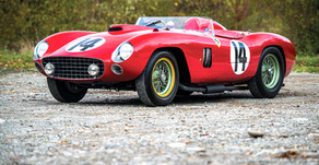 Ferrari 290 MM Offered by RM at the Petersen