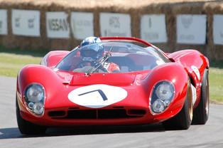 Goodwood Celebrates Ferrari's 70th Anniversary