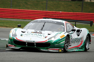 Kaspersky: Supporting & Racing F1 and GT Ferraris