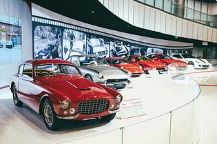Shanghai Hosts a Tribute to 70 Years of Ferrari