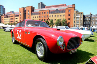 The 2018 London Concours Sees Ferraris Do Well