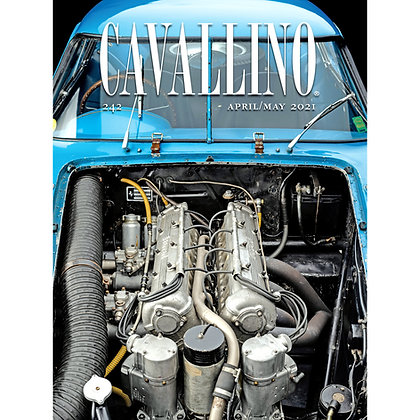 Cavallino Issue 242 (April 1, 2021)