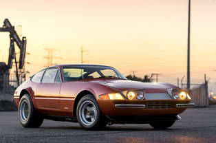 Harrah Hot Rod Ferrari at RM Sotheby's Monterey