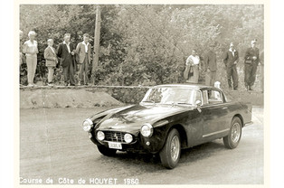 Private Racer Robert Crevits Carried the Ferrari Flag