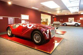 Two New Ferrari Museum Exhibits in Maranello