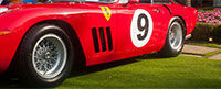 Thumbnail of Motorsport's best photo of the week featuring the Cavallino Classic and a rare 330 GTC Ferrari.