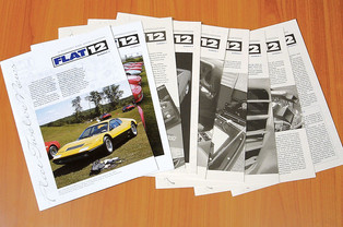 """30% Off """"FLAT-12"""" Limited Edition Bulletins: Exploring the Boxers & Testarossas"""
