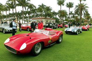 Once in a Lifetime Ferrari Event at 2019 Cavallino 28
