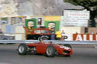 His Best Race: Richie Ginther in Monaco, 1961