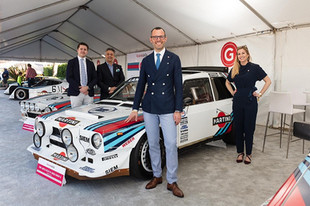 The Campion Collection Unveiled at the Palm Beach Cavallino Classic